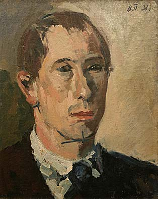Self-portrait.1938